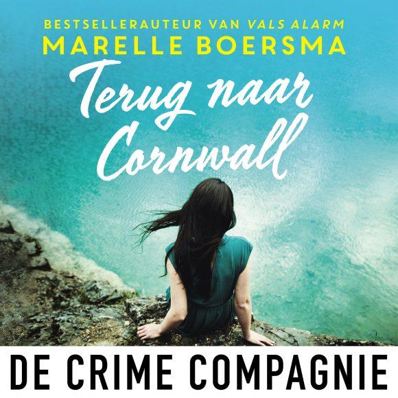 Marelle Boersma - Terug naar Cornwall - Luisterboek