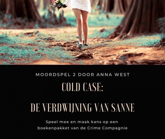 Moordspel Cold Case Deel 7: Verklaring Van Thijs Kroes