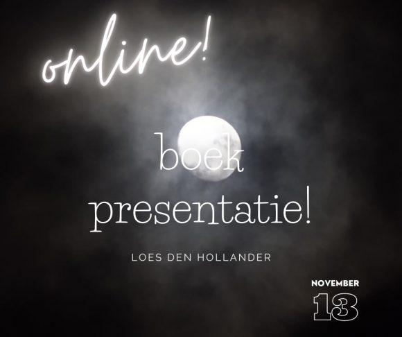 Facebook Live Uitzending Met Loes Den Hollander!