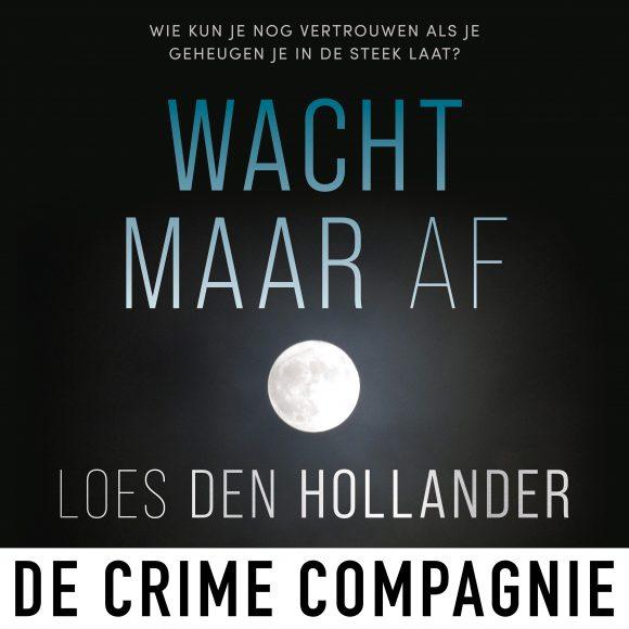 HOLLANDER-Wacht maar af-Luisterboek