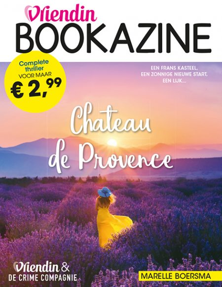 Bookazine 2: Chateau De Provence Van Marelle Boersma