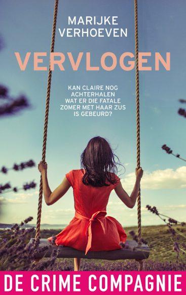 Marijke Verhoeven-vervlogen-ebook
