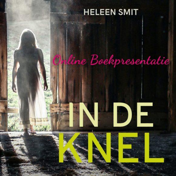 Boekpresentatie Heleen Smit's 'In de knel'